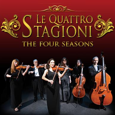 Le Quattro Stagioni incontrano i capolavori di Bach 2 Dicembre 2019