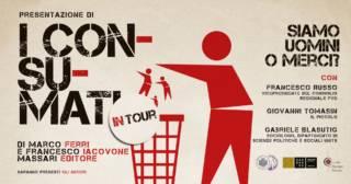 I Consumati in Tour @Trieste il 25-10-19