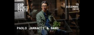 Paolo Jannacci & band – live @Cap10100