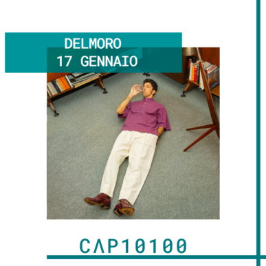 Delmoro live @ CAP10100