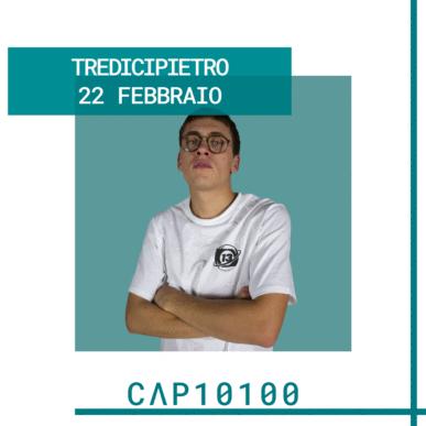 Tredici Pietro live @ CAP10100