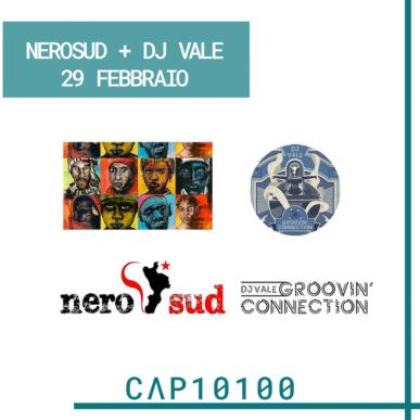 NeroSud live @ CAP10100