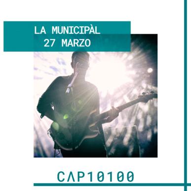 La Municipàl live at CAP10100
