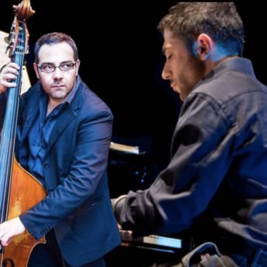 Troisi – Talone jazz duo live @Elegance Cafè martedì 8 ottobre