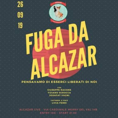 FUGA DA ALCAZAR