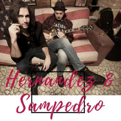 Hernandez & Sampedro Up on the Roof Music Club @TheIndependent Hotel 4 ottobre 2019