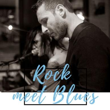 Rock meet Blues UP ON THE ROOF MUSIC CLUB @THEINDEPENDENTHOTEL 9 ottobre 2019