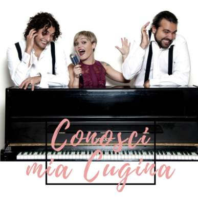Conosci Mia Cugina UP ON THE ROOF MUSIC CLUB @THEINDEPENDENTHOTEL 25 ottobre 2019