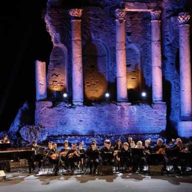 Orchestra a plettro Città di Taormina – 4 Gennaio 2020
