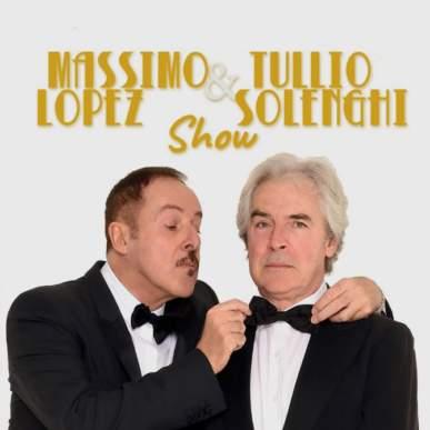 Massimo Lopez & Tullio Solenghi Show – 12 Febbraio 2020