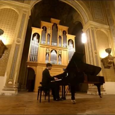 Francesco Morabito in concerto