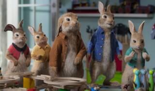 Peter Rabbit 2 – Teatro Antico Taormina