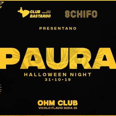 PAURA – HALLOWEEN NIGHT