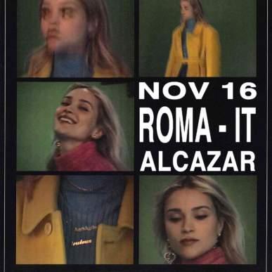 LOLO ZOUAÏ @ Alcazar 16/11/19