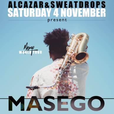 Masego @Live Alcazar