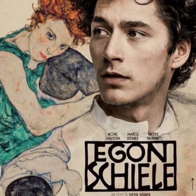 EGON SCHIELE @ LIVE ALCAZAR 01/03/18 H17:00