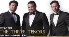 I Tre Tenori al Teatro Sala Umberto