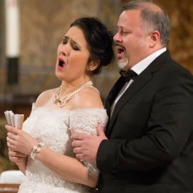 La Traviata di Giuseppe Verdi a Roma 28 settembre 2021