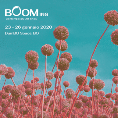 Booming Contemporary Art Show – 23 gennaio 2020