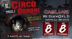 Oblio A Thriller Circus Show @Cagliari 27 ottobre 2020