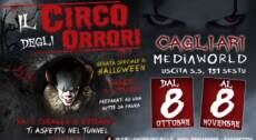 Oblio A Thriller Circus Show @Cagliari 5 novembre 2020