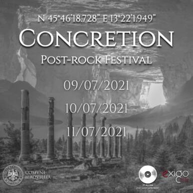 Concretion Post-Rock Festival – 12 Luglio 2020
