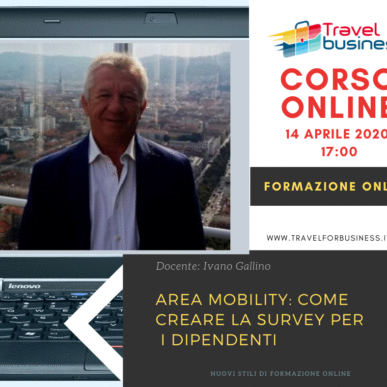 CORSO ONLINE: I 5 step di un progetto di mobilità. Fase 1: questionario per il PSCL