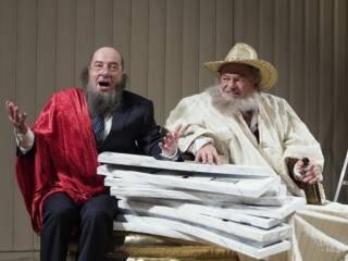 Il Teatro tra Due Mondi: Dio, l'Anima e la Bibbia in Scena – 3 marzo