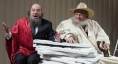 Il Teatro tra Due Mondi: Dio, l'Anima e la Bibbia in Scena – 4 Maggio