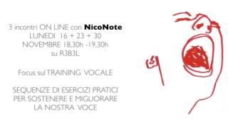 Vocal workout online – Focus sul training vocale