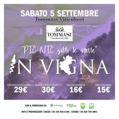Pic Nic sotto le stelle – Tommasi Viticoltori _ Valpolicella