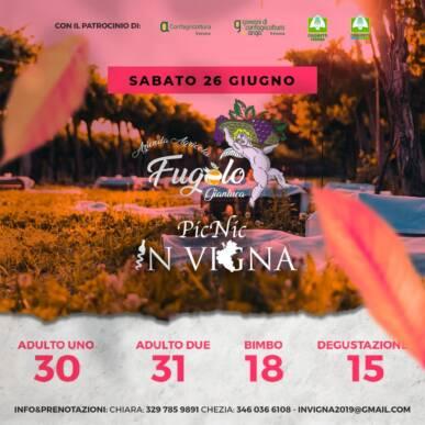 PicNic sotto le stelle – Azienda Agricola Fugolo Gianluca – Pescantina Vr