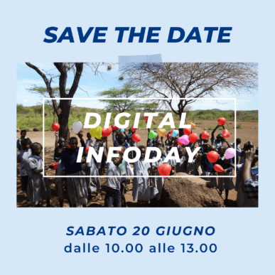 Digital InfoDay: parti come volontario all'estero