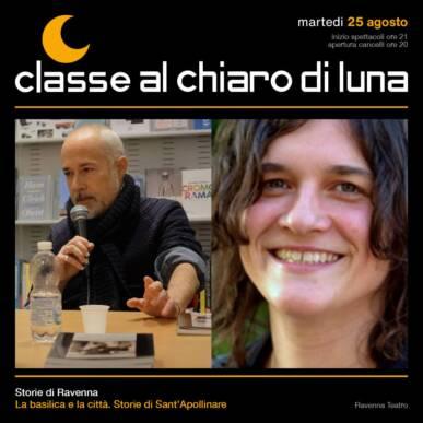 Storie di Ravenna – La basilica e la città: storie di Sant'Apollinare | Classe al Chiaro di Luna 2020