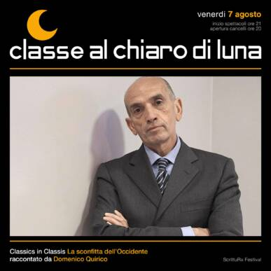 La Sconfitta dell'Occidente raccontata da Domenico Quirico | Classe al Chiaro di Luna 2020