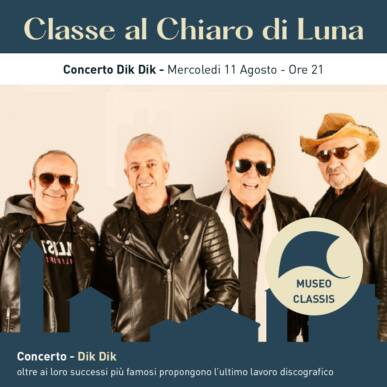 DIK DIK in concerto – CLASSE AL CHIARO DI LUNA
