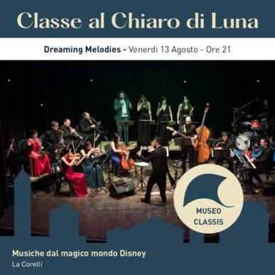 Musiche dal magico mondo Disney – Dreaming melodies – CLASSE AL CHIARO DI LUNA