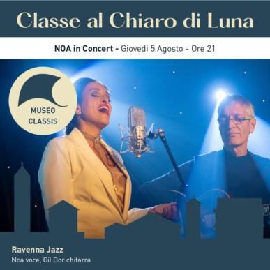 NOA in concerto – CLASSE AL CHIARO DI LUNA