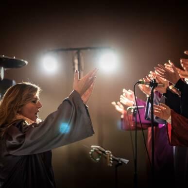 Voices Of Joy @ Arena dello Stadio dei Pini – Domenica 01 Agosto '21