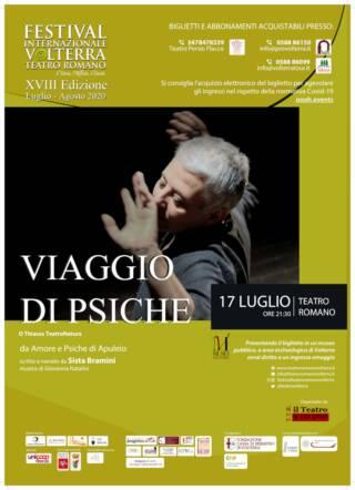 Viaggio di Psiche – Festival Internazionale Teatro Romano Volterra