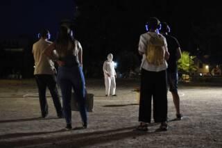 Le Occasioni -un'esperienza di Teatro Silente – 4 settembre ore 19_30_Vivaio Ibervillea –