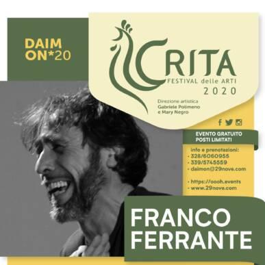 ARCANGELO – Franco Ferrante / CRITA: Festival delle arti
