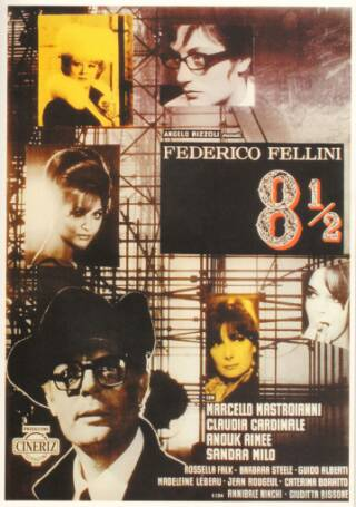 "FELLINICORD ""8½"""