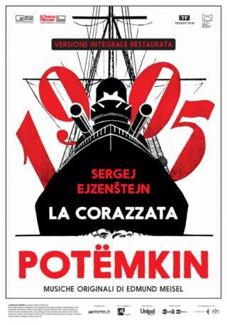 "Rassegna Mamiani ""La corazzata Potëmkin"" (URSS/1925), Regia di Sergej Ejzenštej"