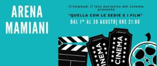 "Rassegna Mamiani ""C'era una volta..a Hollywood"""