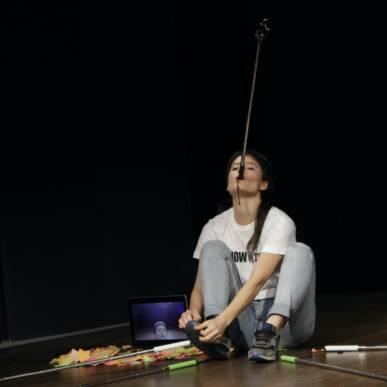 Today, uno spettacolo di Masako Matsushita