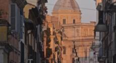 Visita originale del rione Monti. 08 Novembre 2020