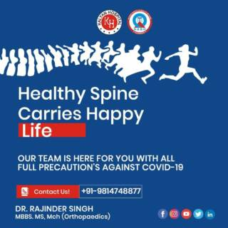 Online Event – Treatment Options For Spine