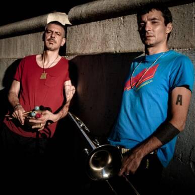 Gianluca Petrella e Pasquale Mirra Duo @ Pisa Jazz – 08 Luglio