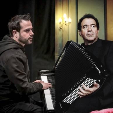 Richard Galliano / Giovanni Guidi @ Pisa Jazz – 14 Luglio
